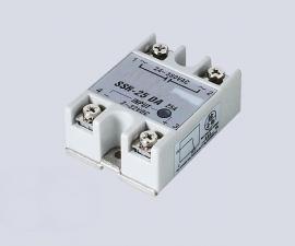 施耐德SSP1A125BDT固态继电器25A过热保护固态继电器