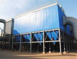 钢厂静电除尘器改造生产提升超低达标排放效果