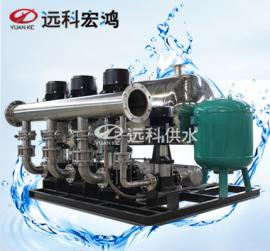 智能恒压变频增压给水设备品质认证