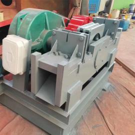废旧钢筋剪切机 钢筋颗粒机 废旧钢筋切粒机