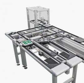 瑞士Montech AG输送系统LT40系列——赤象工业总代理