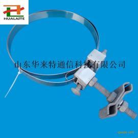 OPGW光缆引下线夹杆用引下线夹光缆引下夹具塔用