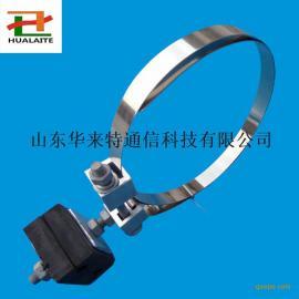 ADSS杆用引下线夹光缆引下夹具热镀锌引下线夹国标