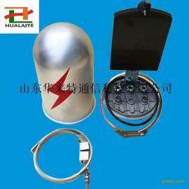 光缆接头盒杆用接续盒铝合金接头盒光缆配套金具