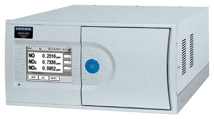 日本HORIBA OPOA370 紫外吸收法臭氧分析仪