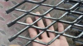 一诺钢板网拉伸网 走廊钢笆踏板 菱形网片 角铁边框可 加工