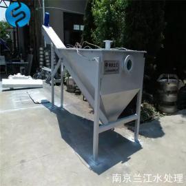 LSSF-420砂水分离器工作原理
