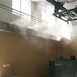 垃圾站专用喷雾除臭系统