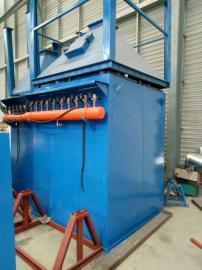 除尘器ZC-11型机械回转反吹扁袋除尘器