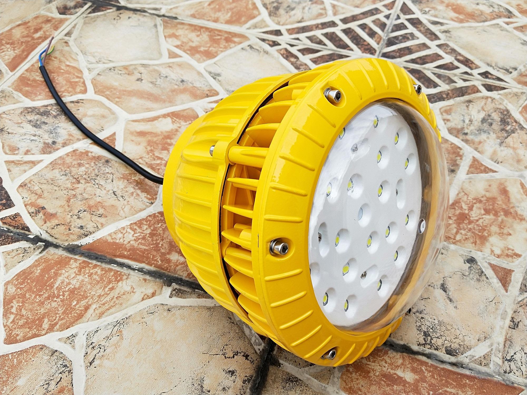 工厂仓库厂房LED防爆泛光灯50W60W70W节能防爆照明灯