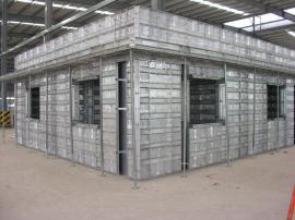 模板支设安装规定及模板安装