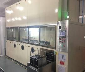 全自动十博体育碳氢超声波清洗机