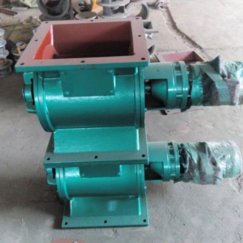 防爆星型卸料器 铸铁卸灰阀 不锈钢插板卸料阀