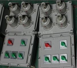 防爆型多孔�源插座箱