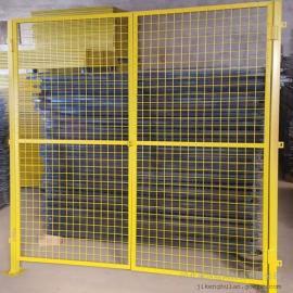可上门安装仓储护栏车间隔离网 仓库隔离护栏网 车间护栏隔离栅