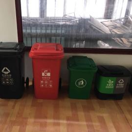 易顺垃圾桶、钢木垃圾桶、分类垃圾桶
