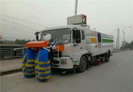 多利卡吸尘扫路车 东风道路清扫车 东风5吨扫路车 8吨扫路车