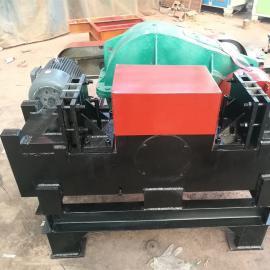 小型快速钢筋切粒机 双头钢筋切粒机
