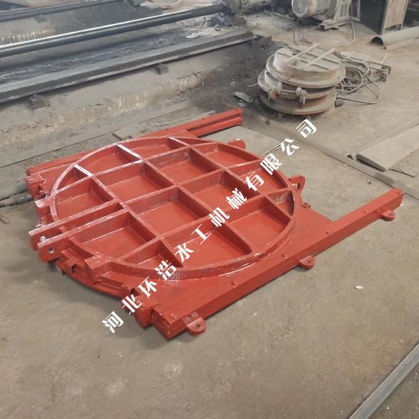 2米*2米&2m*2m高压铸铁闸门 配套8T/10T螺杆启闭机