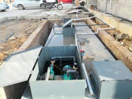 全自动养猪场污水处理设备一体化