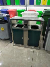 各种不锈钢垃圾桶定做 钢木垃圾桶生产加工