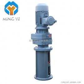 明业RF97四级液体强力搅拌机混凝搅拌设备环保污水加药搅拌机