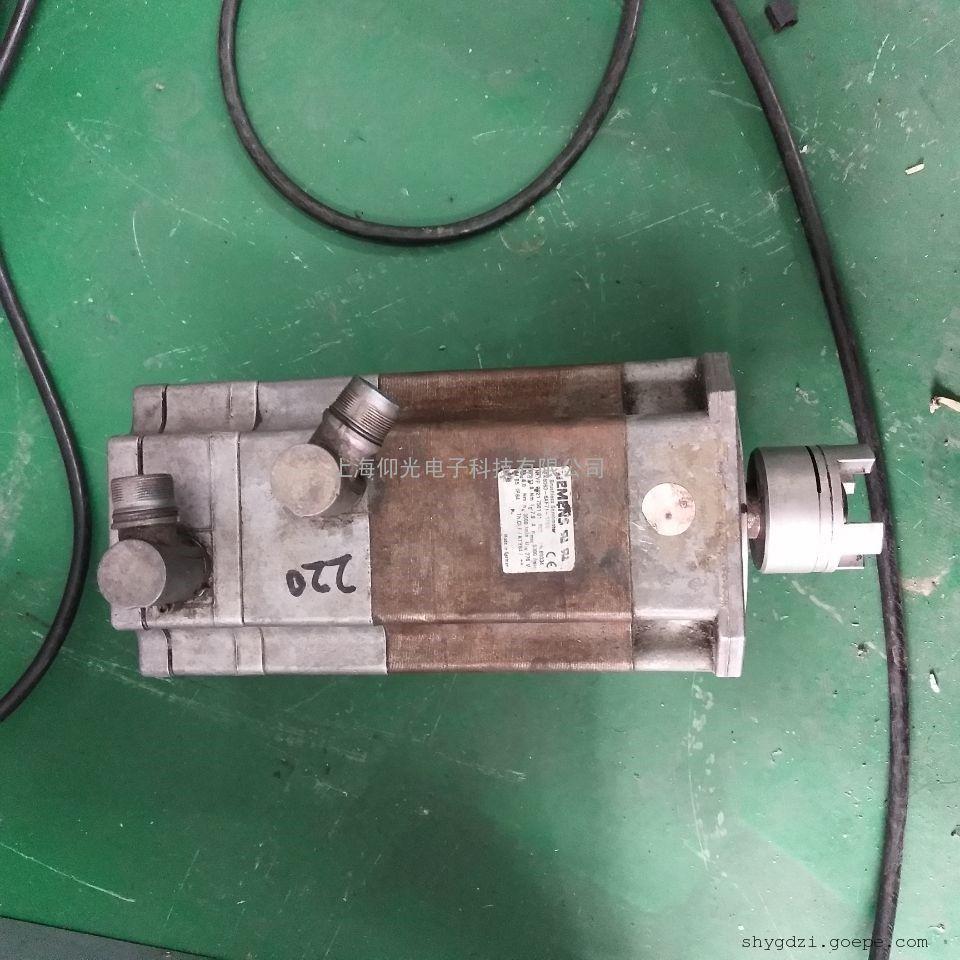 专业西门子伺服电机维修1FT6082-8AC71-1EH2编码器坏维修