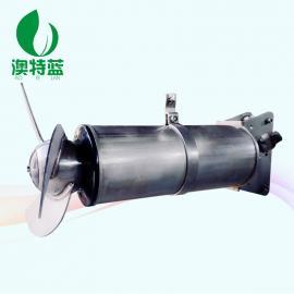 ATL-QJB5.5/8不锈钢混合潜水搅拌机