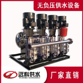 变频泵组给水设计