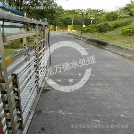 废水杀菌器 臭氧发生器污水处理臭氧消毒灯安装排架 支架