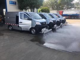 10吨天锦路面清洗车