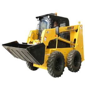 多功能滑移装载机 多种机具装卸方便功能强劲