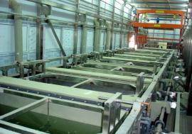 磷化生产线