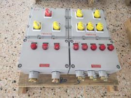 非标定做防爆照明配电箱 不锈钢防爆照明配电箱