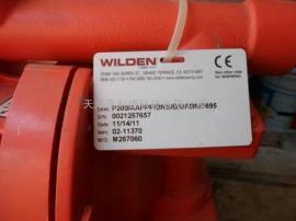 Wilden威尔顿P200/AAPPP/WFS/TF/SWF气动双隔膜泵