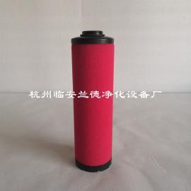 除油滤芯 永捷Qualiair QF-270G/TR 管道精密过滤器滤芯
