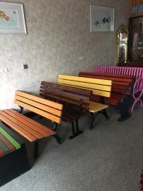 公园椅、休闲椅生产加工、定做