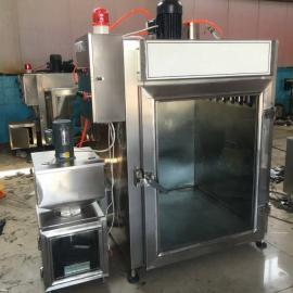 烟熏红肠设备 肉制品烟熏炉