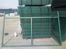 铁路栅栏网片-高铁金属防护栅栏-铁路隔离防护栅栏