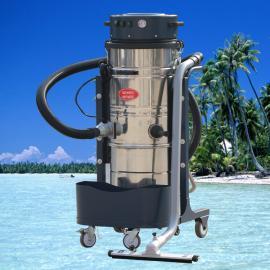 钻孔内吸铁屑工业吸尘器,100L强吸力干湿两用吸尘器
