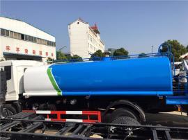 市政绿化5吨5方抗旱浇水车-抗旱应急拉水车报价-尺寸-图片
