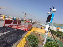 工地渣土车自动洗车设备SJ-11大渡口工程车自动冲洗平台