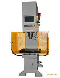 电子伺服压力机 精密伺服压力机 HG107SF数控伺服压装机