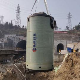 一体化提升泵站支持定制