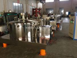 长期供应工业制药平板吊袋式离心机平板吊袋式离心机