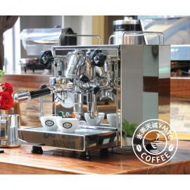 德国原装进口ECM barista单头手控家用商用专业意式半自动咖啡机