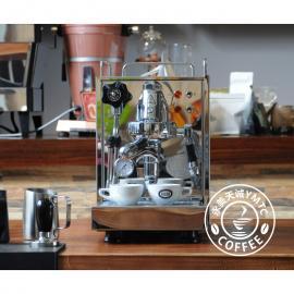 德国原装进口ECM Classika单头手控专业半自动家用意式咖啡机