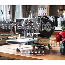 ECM德国原装进口CONTROVENTO专业意式半自动双锅炉单头咖啡机