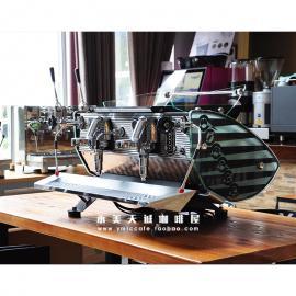 荷兰原装进口kees Mirage幻影 专业意式咖啡机 商用半自动咖啡机