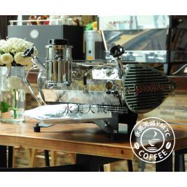 荷兰原装进口KEES Speedster新版预浸冲泡头专业半自动咖啡机